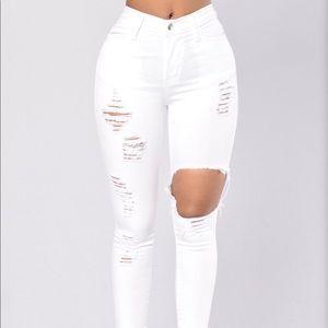 Fashion Nova Jeans - 🔥FN Glistening Jeans